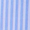 Blau/Weiß gestreift