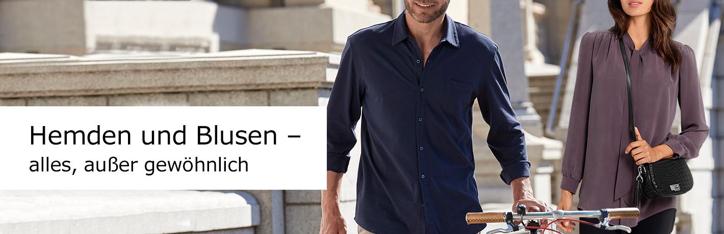 Hemden und Blusen – alles, außer gewöhnlich « Unsere aktuellen ...