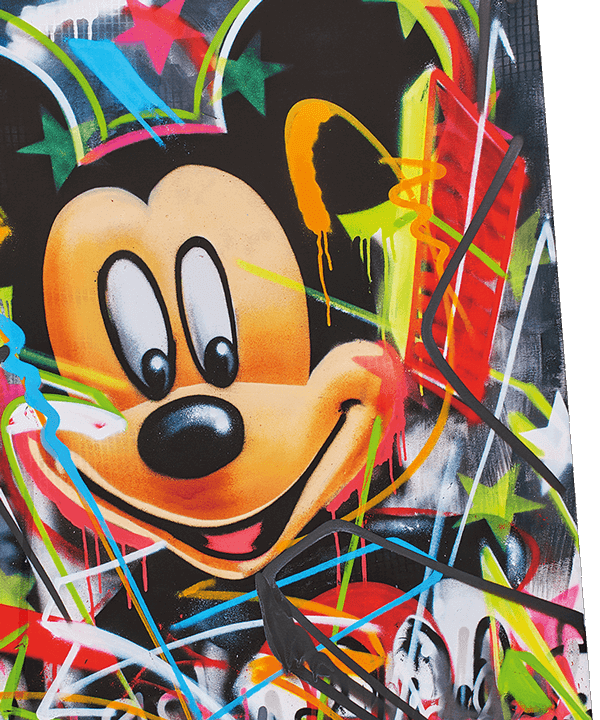 René Turrek – Mickey's World